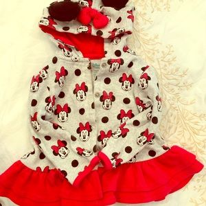 Baby/toddler Minnie Mouse sweater